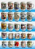 Kínai kerámia teás csészék