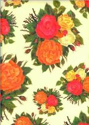akciós dekupázs papír Tassotti virág