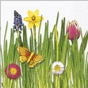akciós szalvéta virágos szalvéták csodakert