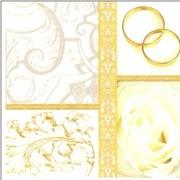akciós szalvéta szerelem, esküvő sorozat eljegyzés