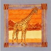 akciós szalvéta állatmintás sorozat zsiráf