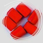 fagyöngy henger alakú, piros
