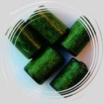 fagyöngy henger alakú, zöld
