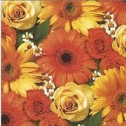 szalvéta virágos szalvéták virágszőnyeg