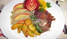 Tajjellegű frissensült erdélyi ételek