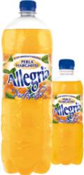 Narancsos  ízesített ásványvíz