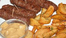 Grillezett örmény ételek