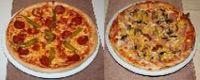2 db 030 cm Akciós Pizza