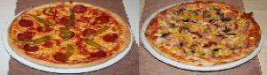 Akciós Pizza 2 db Ø30 cm