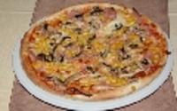 Alcamo pizza
