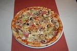 Articsókás pizza