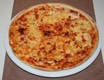 Négyféle sajtos pizza