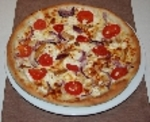Szicília pizza