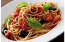 Tonhalas spagetti olivával