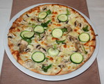 Urbino pizza