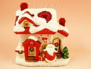 kerámia karácsonyi dísz 09