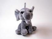 plüss állatok 01 elefánt