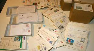 postai küldemények