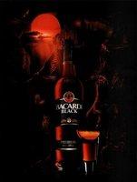 bacardi rum - bacardi black