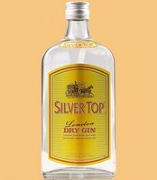 bols gin - silver top dry