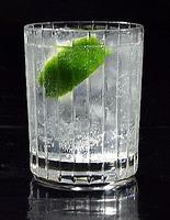 gin fizz készítése
