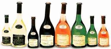 A J.P. Chenet bor igazi könnyű borok. A J.P. Chene