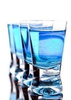 kék likőr