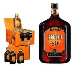 stroh rum - stroh 80