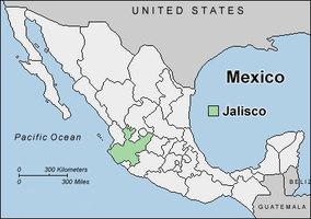 tequila mexikó