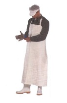 élelmiszeripari munkaruha henteskötény