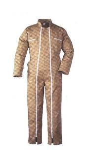 férfi overall drapp