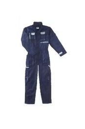 Navy munkaruha overall