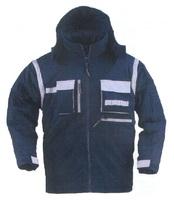 Navy téli férfi dzseki