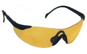 Stylux munkavédelmi szemüveg kék-sárga