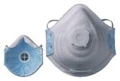 Supair munkavédelmi maszkok szelepes változat