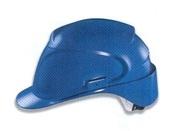 Uvex munkavédelmi sisak kék
