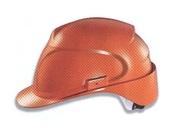 Uvex munkavédelmi sisak narancssárga