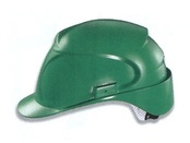Uvex munkavédelmi sisak zöld