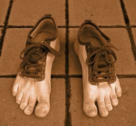 fiziológiás hatású lábbeli