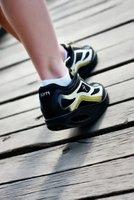 gördülő talpú cipő