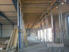 csarnok szerkezetépítés - Röszke