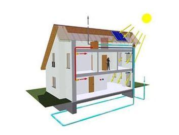energiatakarékos ház - passzívház