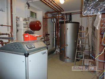 energiatakarékos ház passzívház gépészet