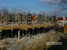 lakópark szerkezetépítés Királyhágó utca