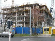 Lakópark szerkezetépítés - Királyhágó utca