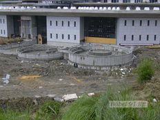 medence szerkezetépítés - Egerszalók élményfürdő