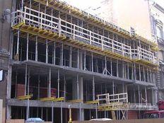 Társasház szerkezetépítés_Visegrádi utca