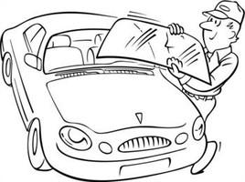 autóüveg értékesítés
