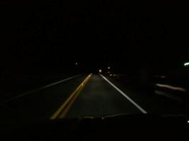 fényszóró beállítás - helyes