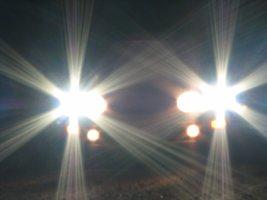 fényszóró izzó